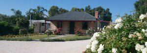 The original Annabelle's Cottage at Auburn, Clare Valley